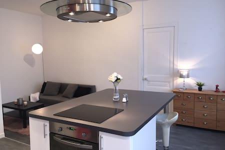 """""""Suite Moderne"""" - Saint-Étienne - Huoneisto"""