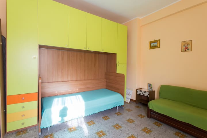 Stella alpina adibita al gestore SP - Casape - Bed & Breakfast
