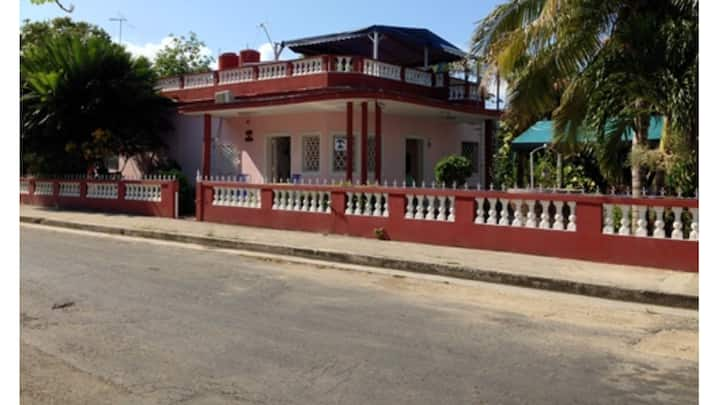 Villa The Dolphin Punta Gorda Cienfuegos
