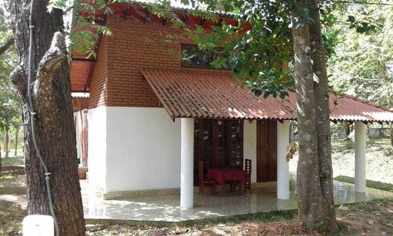 Vaana Triple AC Room Close to Kadahatha Lake - Habarana - Villa