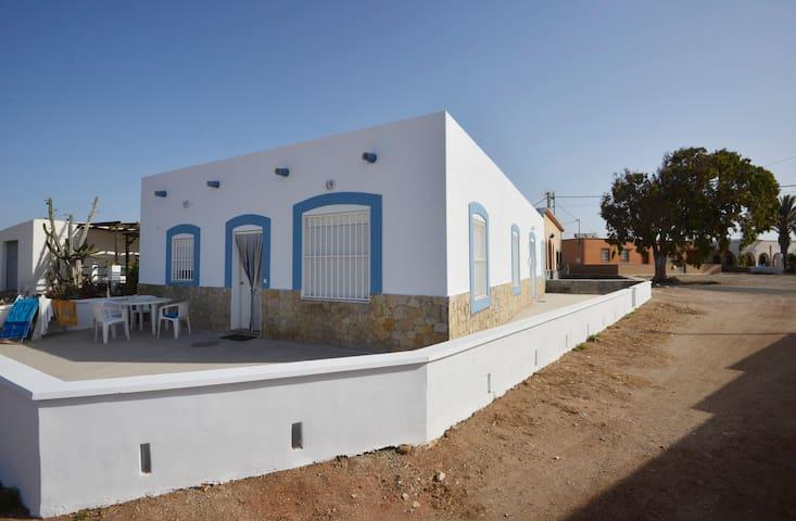 Casa en el PN de CABO DE GATA - Cabo de Gata
