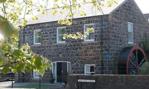 Stone Flax Mill Lovingly Restored