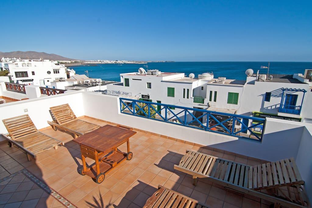 Terrace - Ocean View