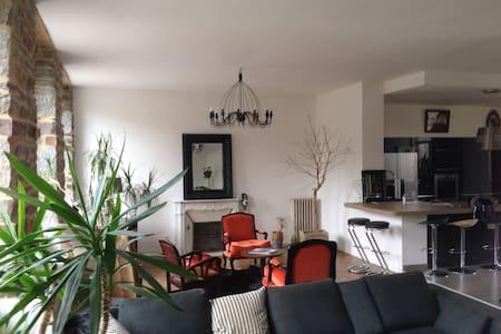 Appt  150 m2 hyper centre avec terrasse de 50 m2.