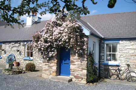 Cosy Stone Cottage,Dingle Peninsula - Fybough - House