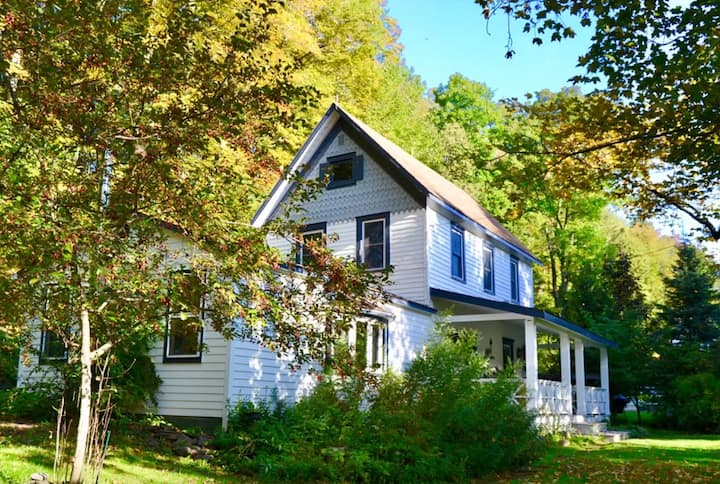 A Catskills home you won't want to leave.
