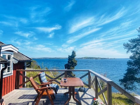 Summer cottage with the best view!