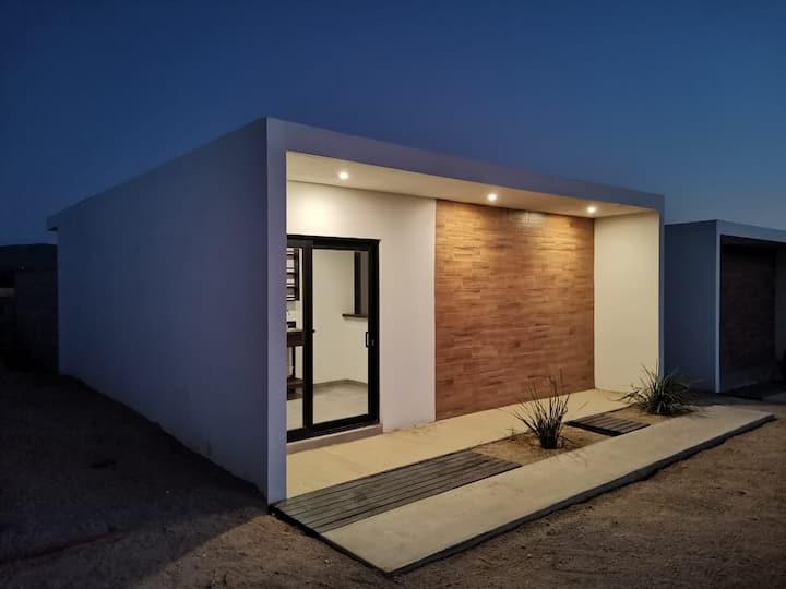 Modern Tiny Homes, Collins Village 1BD 1BA 6