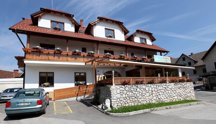 Hotel Planinka, Slovenia - Ljubno ob Savinji - Bed & Breakfast