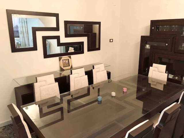 Beautiful and Peaceful Apartment in Nasr City