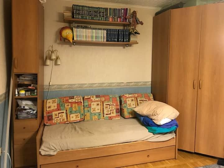 Arthur's fancy apartement