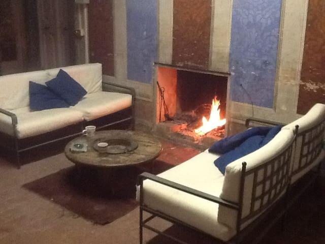 Appartamento in palazzo storico - Montefortino - Rumah