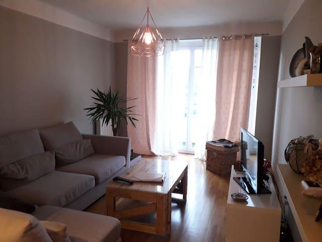 Appartement centre ville lumineux et calme