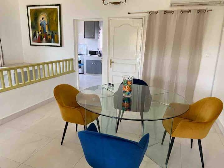 Gorgeous flat in a perfect area (Ngor Almadies)