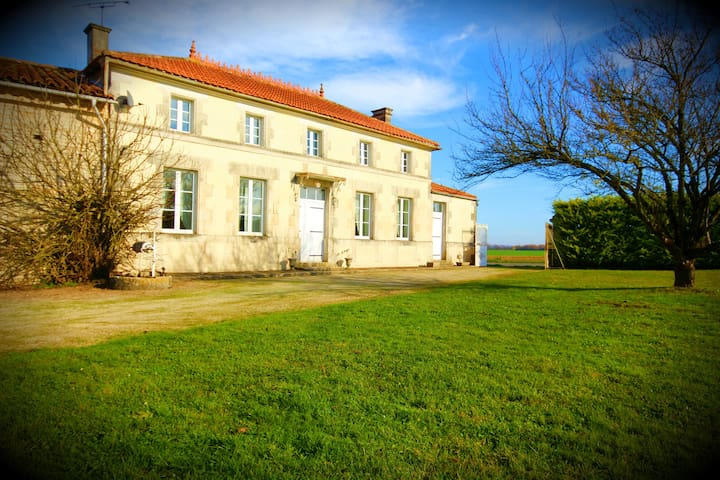 La Maison Charentaise - Verdille - บ้าน