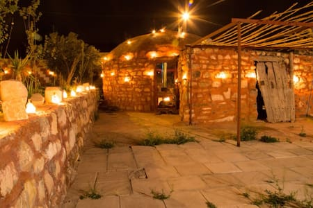 Petra bedouin house 1 - Petra