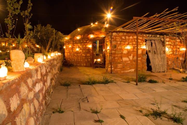 Petra bedouin house 1