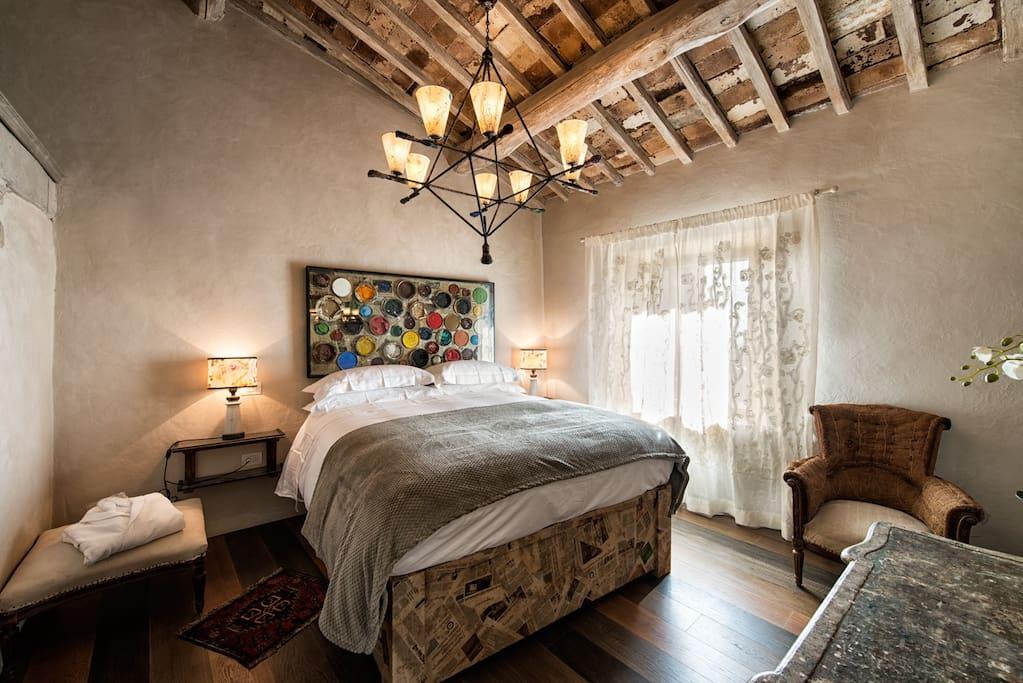 locanda franci painter 39 s room chambres d 39 h tes louer montalcino toscana italie. Black Bedroom Furniture Sets. Home Design Ideas