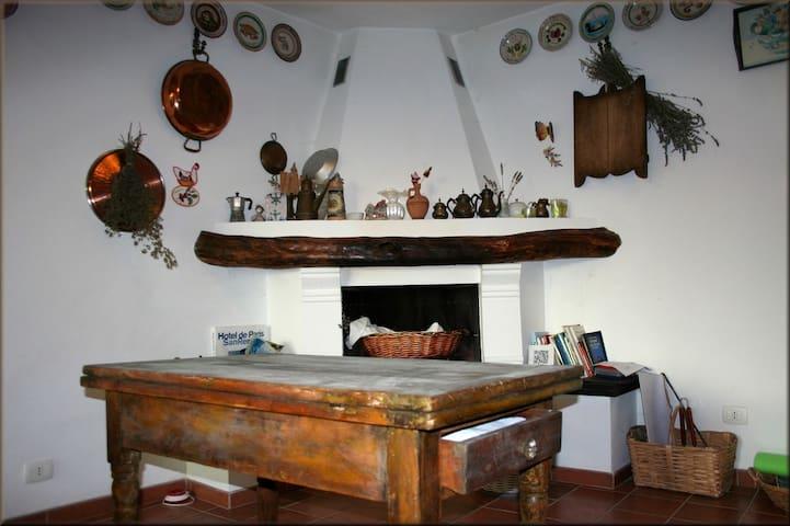 Le caillou camera 2 letti singoli - San Remo - House