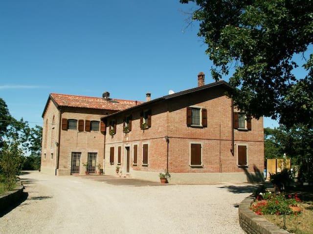 Agriturismo e B&B con apartamenti - Castel San Pietro Terme - Lejlighed