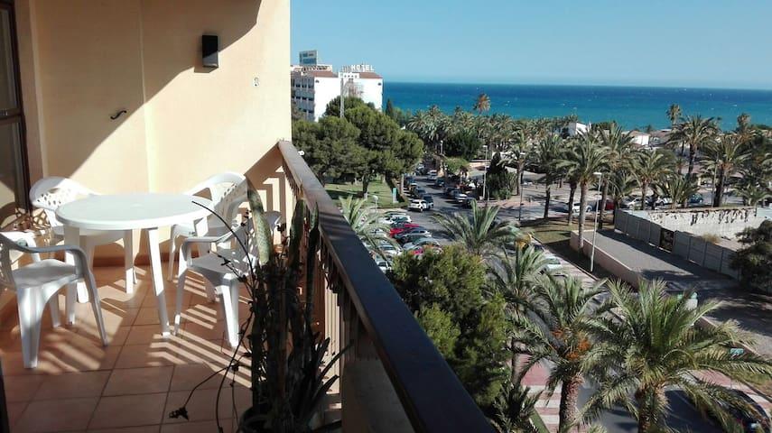 Apartamento en Aguadulce, a 200m de la playa - Aguadulce - Apto. en complejo residencial