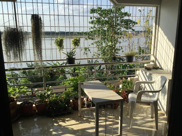 Stylish Apartment on Mekong River