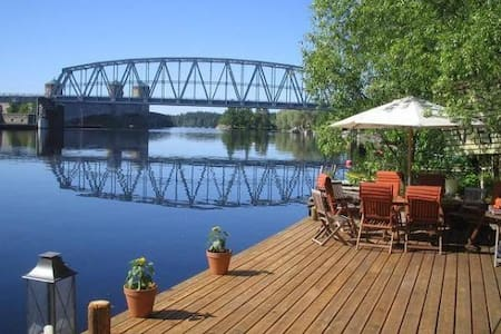 Unique villa in Savonlinna - Savonlinna