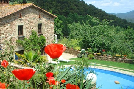 Country House in Natural Park - Arbúcies