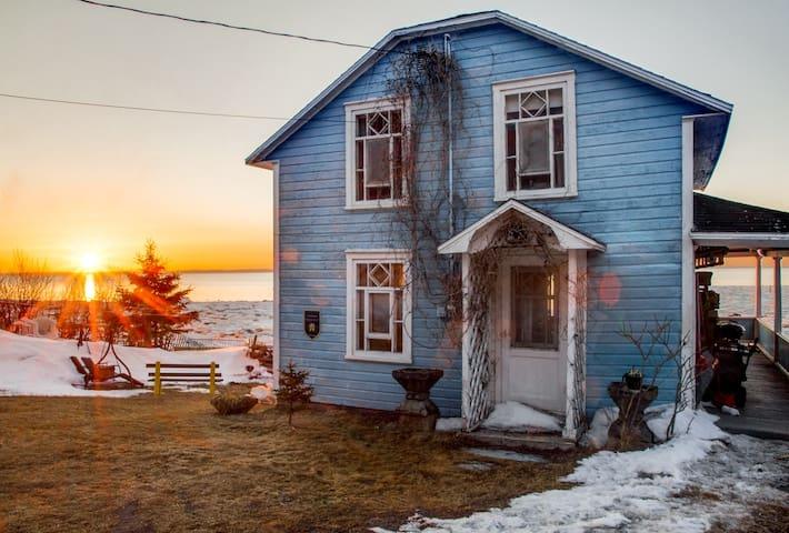 St-Fabien-sur-mer, Québec - Saint-Fabien - Villa
