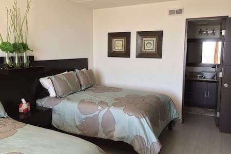 Elegante apartamento sobre la playa - South Padre Island - Apartment