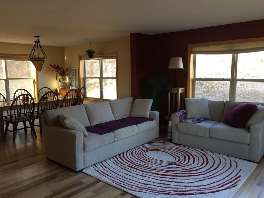 Relaxing Living Room!