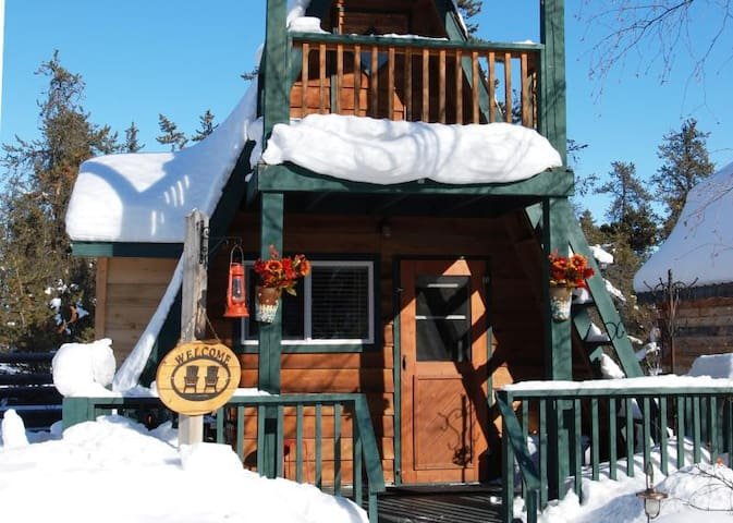 Country Cabins Guest House - Yellowknife - Cabin