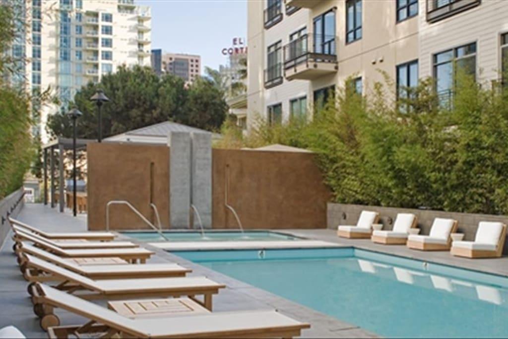 Urban zen loft lofts louer san diego californie - Loft industriel san diego californie ...