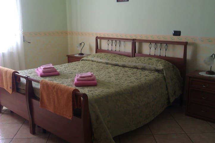 B&B Esperanca, camera Tripla - Frascineto - Bed & Breakfast