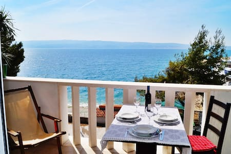 Marinero 1 beach apartment sea view