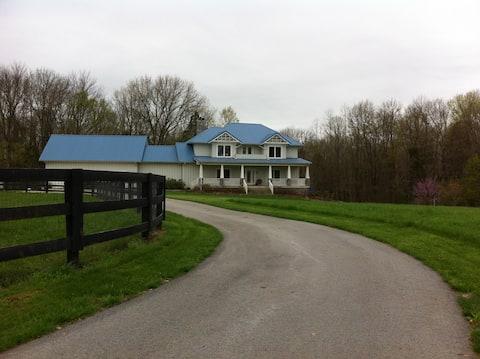 Blues End Farm Private Suite
