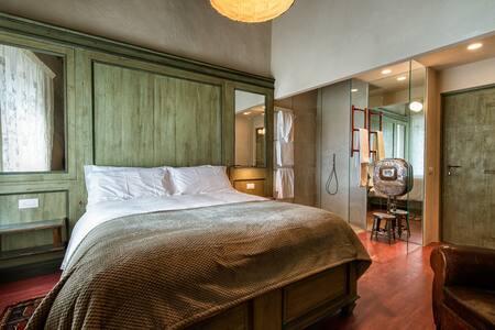 Locanda Franci - Sommelier's Room - Montalcino - Bed & Breakfast