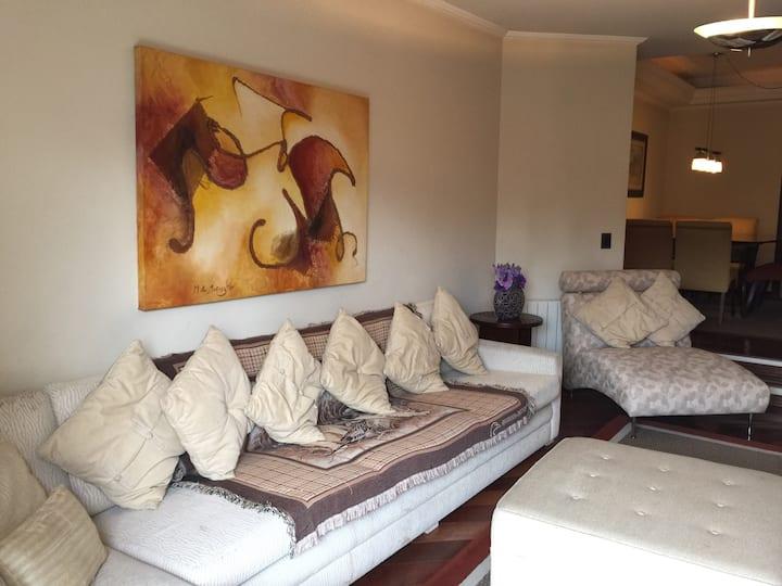 Lindo apartamento em Capivari 3dorm - Wifi