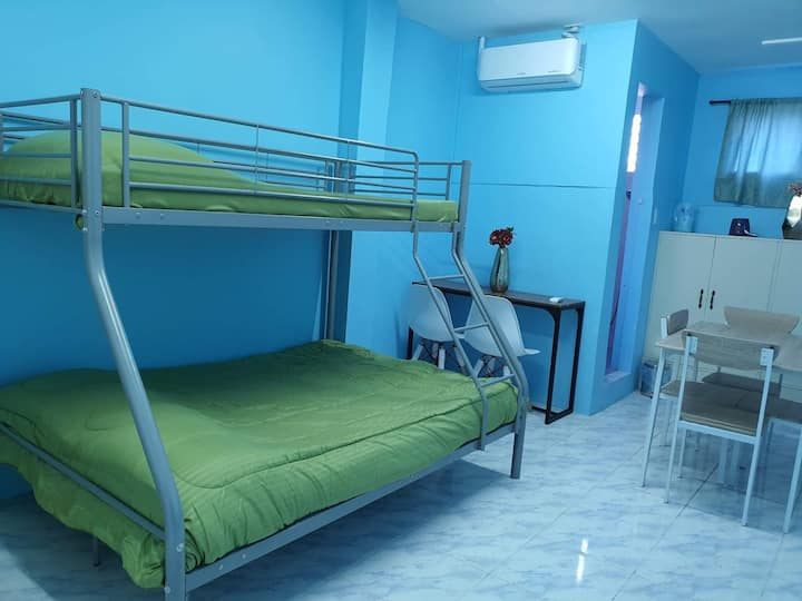 Clean, spacious room for 4 @ an affordable price 2