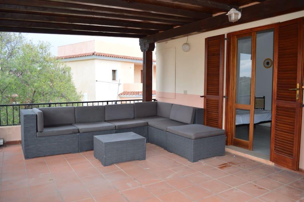 san teodoro casa bonsai reihenh user zur miete in san teodoro sardegna italien. Black Bedroom Furniture Sets. Home Design Ideas