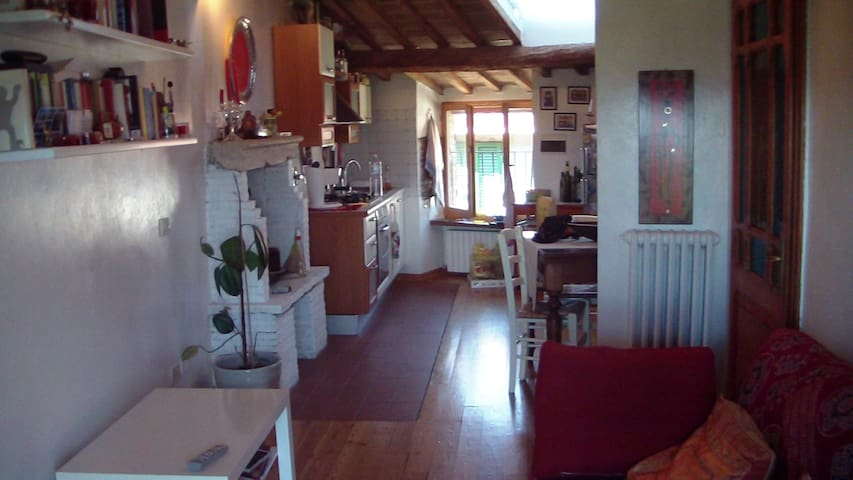 Appartamento in borgo medievale - Villa Pitignano - อพาร์ทเมนท์