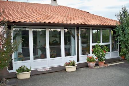 maison plus jardin - Hinx - บ้าน