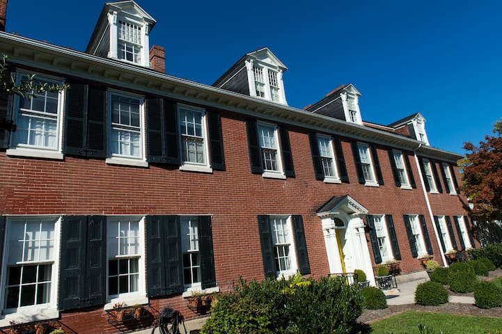18th Century Manor-  Juniata Valley - Mifflin