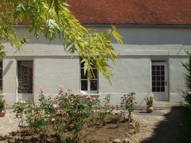 Gîte de charme 3 épis A 2h de Paris en Bourgogne - Molosmes