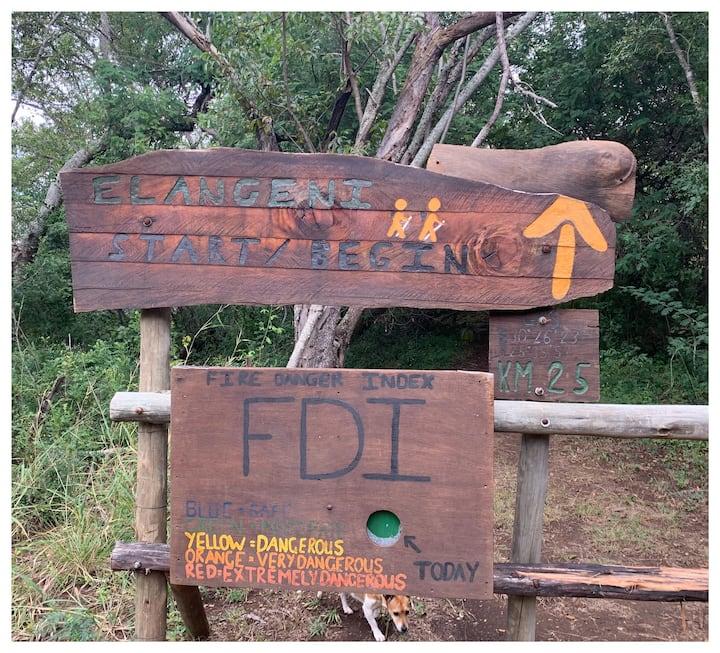 SONBESIE NR 4 Hikers only