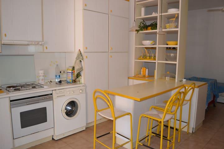 monovano Sant'alessio Siculo (ME) - Sant'Alessio Siculo - Apartment