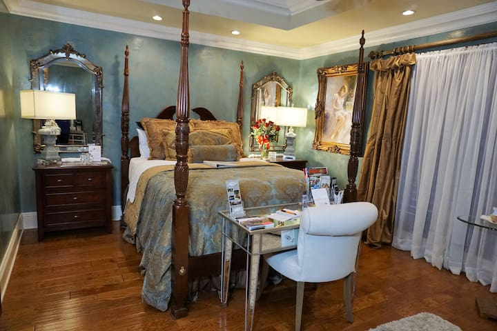 Atchafalaya Suite - Louisiana Cajun Mansion