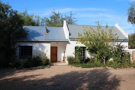 The Olive Thrush Cottage - Prince Albert - Maison