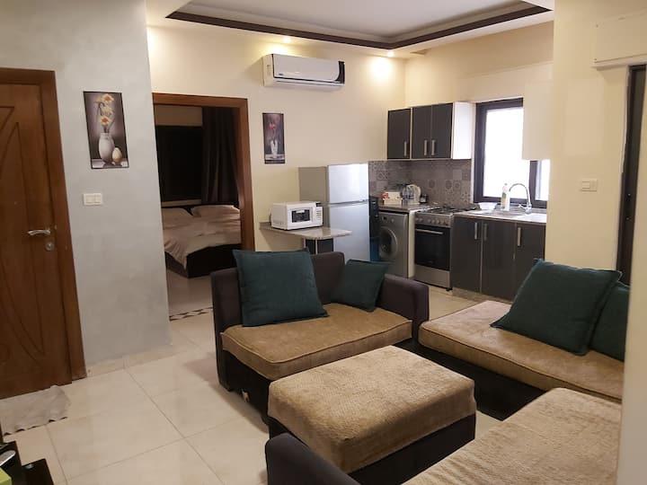 New frisnshed  apartment  at west Amman
