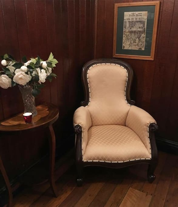 Lovely period furniture